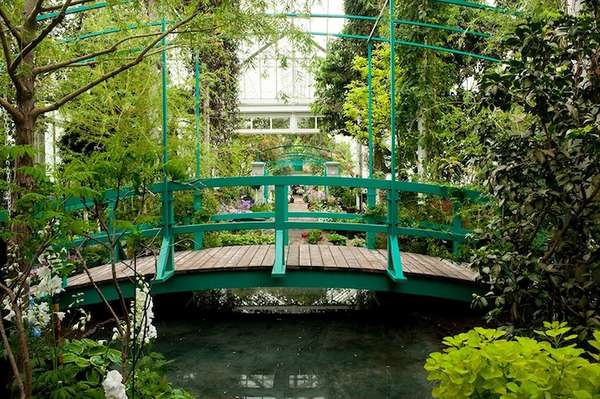 Artist-Inspired Gardens : New York Botanical Garden