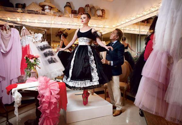 Couture-Designed Tutus