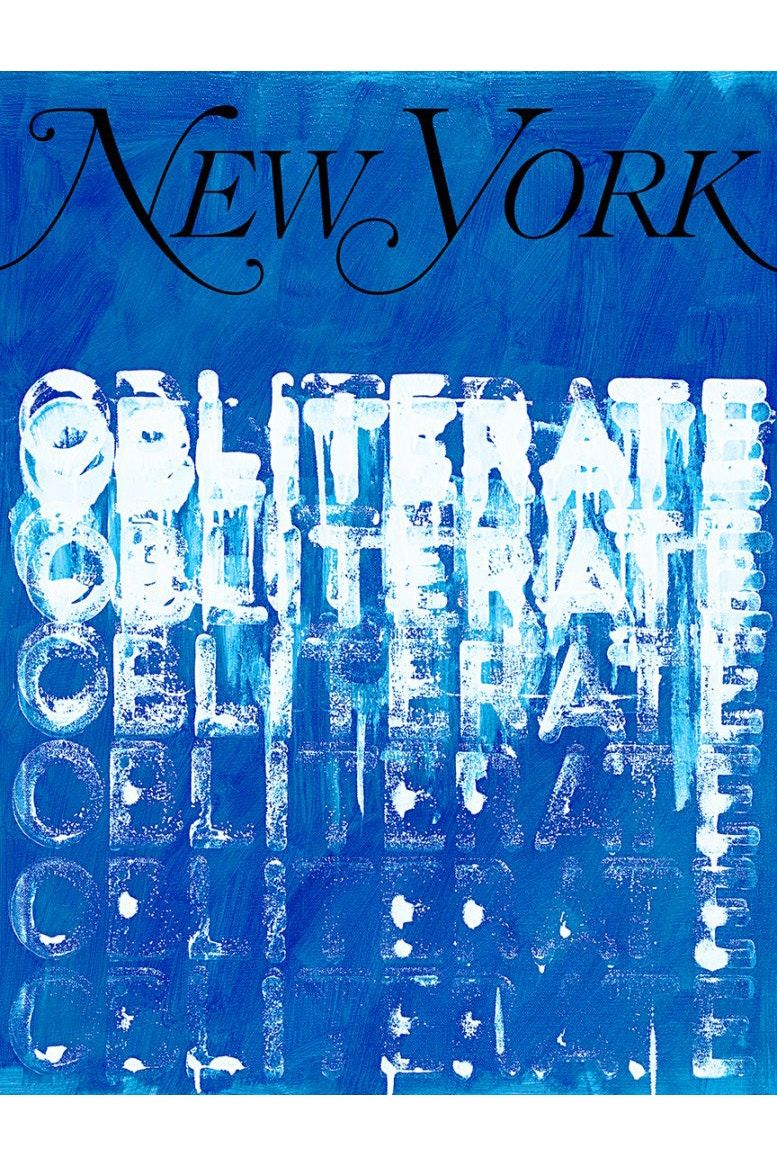 New York Publication Covers