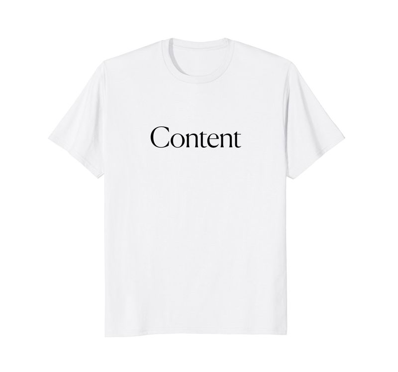 Magazine Headline T-Shirts