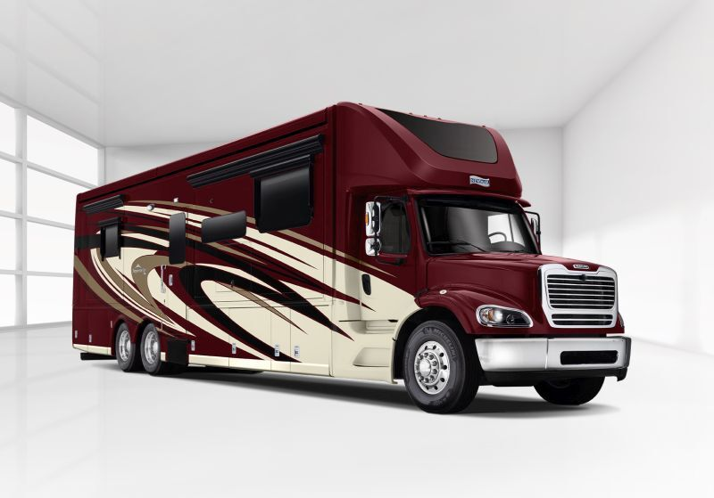 Well-Appointed Motorhomes