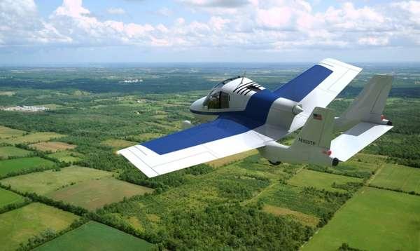 Next-Gen Flying Cars