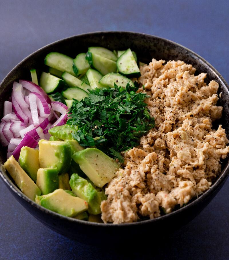 Meatless Tuna Alternatives