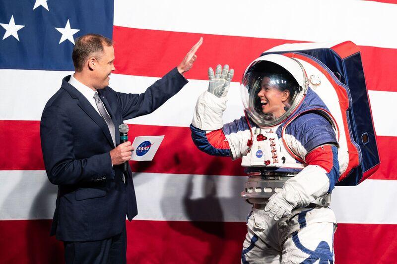 Next-Generation Space Suits