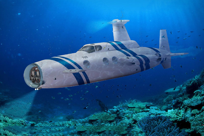 Luxury Passenger Submarines