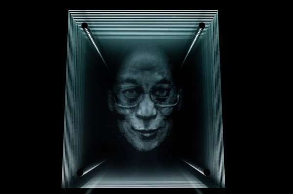 3D Glass Sculptures
