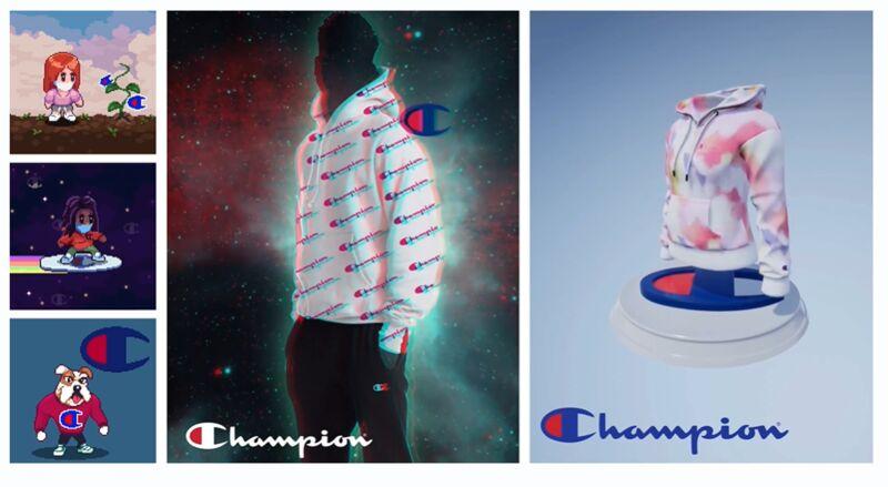 Streetwear-Branded NFTs