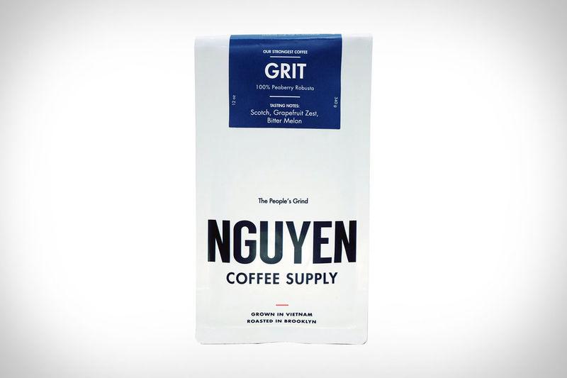 Minimalist Vietnam-Grown Coffees