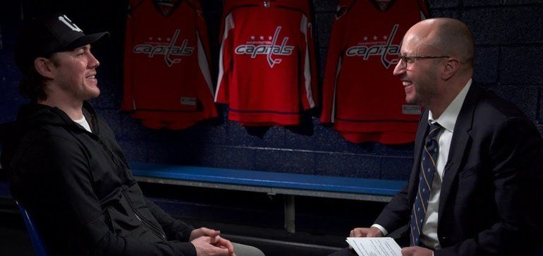Hockey-Themed Branded Video Content