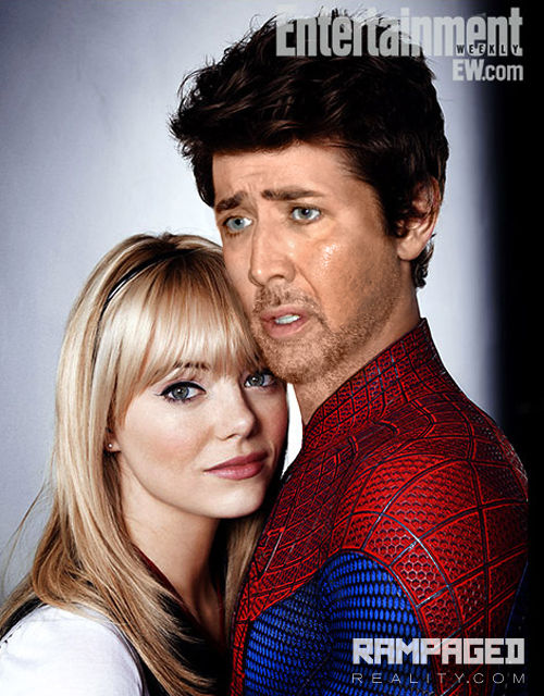 Photoshopped Celebrity Parodies