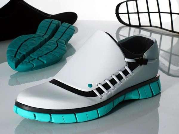DIY Sprinter Shoes