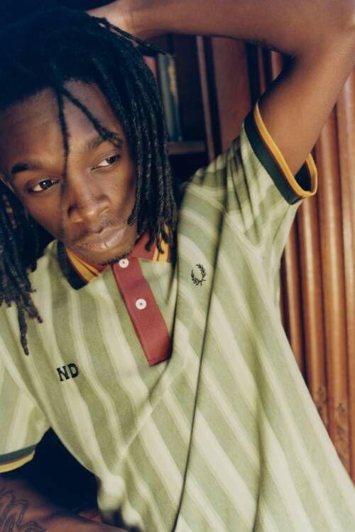 Modern Culture Reggae-Themed Fashion