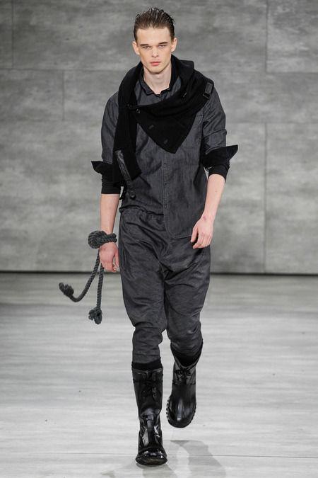 Dark Seafarer Fashions