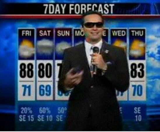 Rapping Weathermen