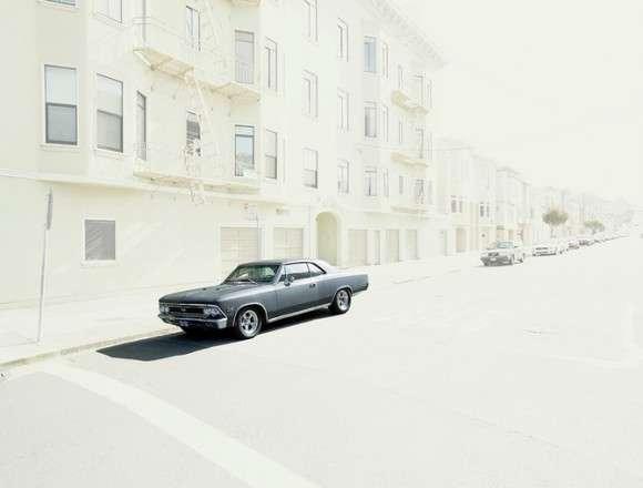 Minimalist Atmospheric Photography