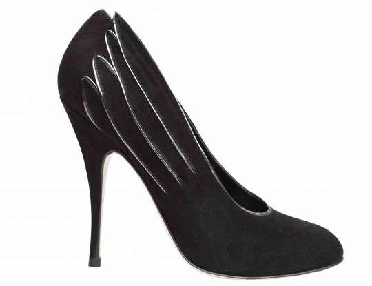 Elegantly Winged Heels