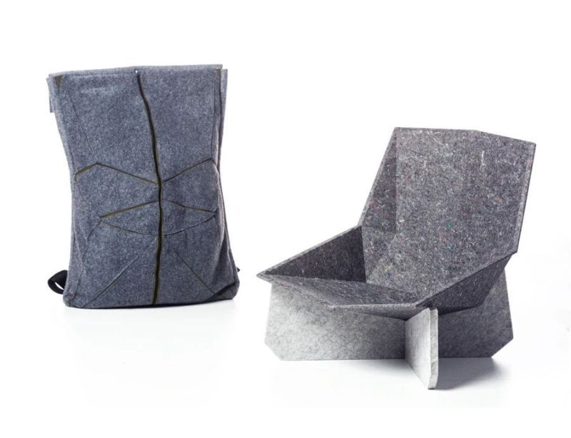 Folding Backpack Seating Solutions
