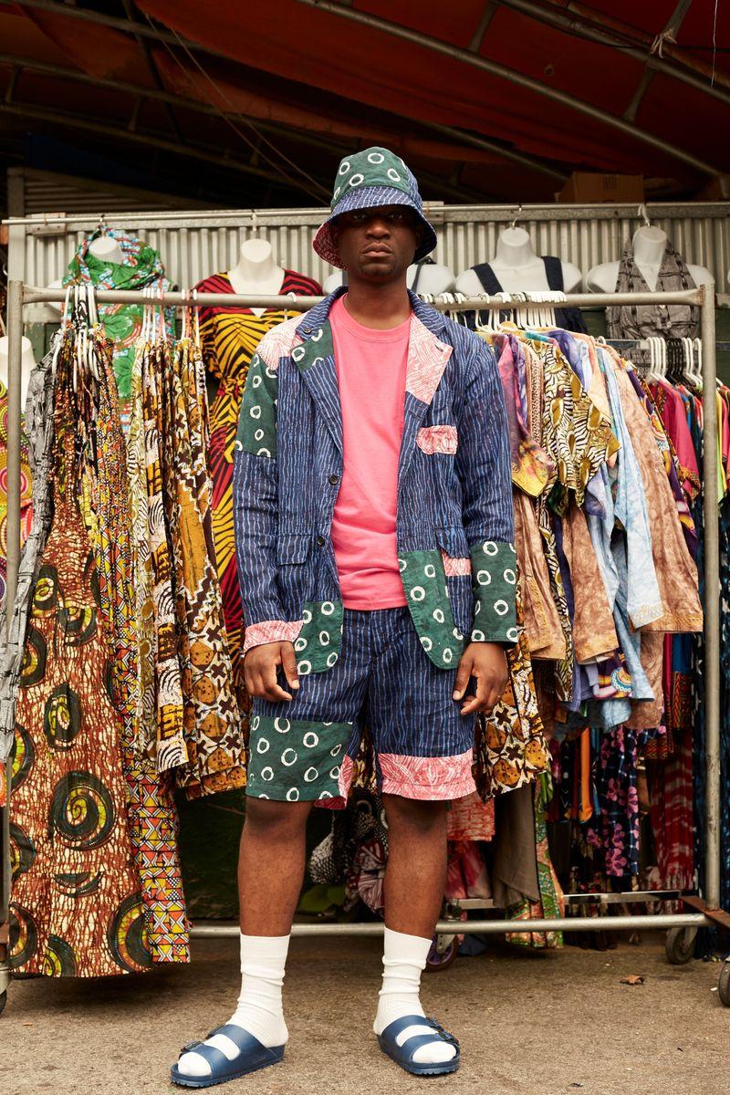 Collaborative Nigerian Fashion Lines