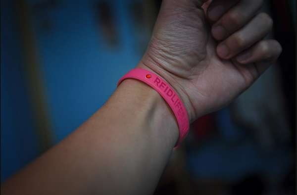 Pregnant Women Wristbands