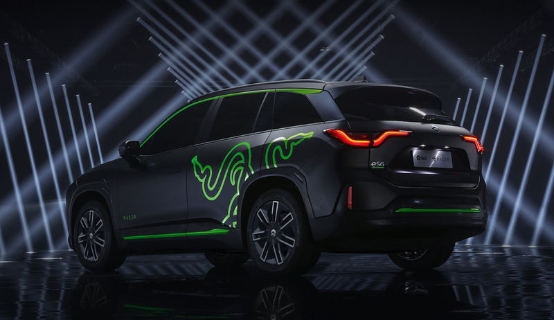 Electric SUV Collaborations