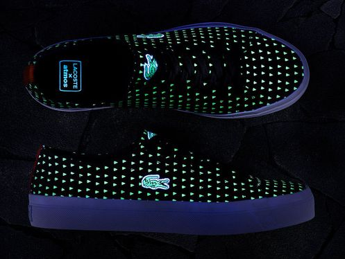 Night-Illuminating Sneakers