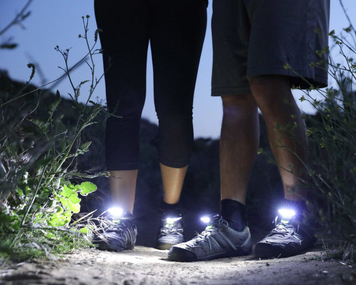 Handsfree Athlete Shoe Lights