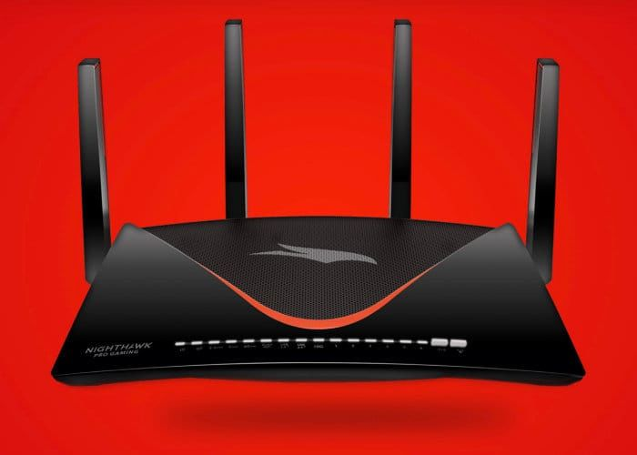 Interference-Free Gaming Routers