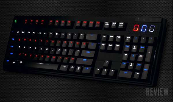 Personalized Gaming Keyboards