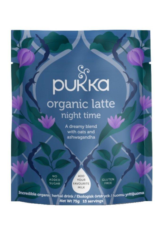Adaptogenic Nighttime Lattes