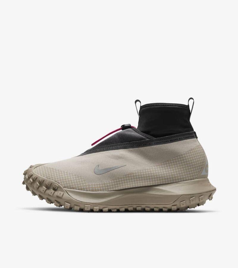 Streetwear-Inspired Hiking Sneakers