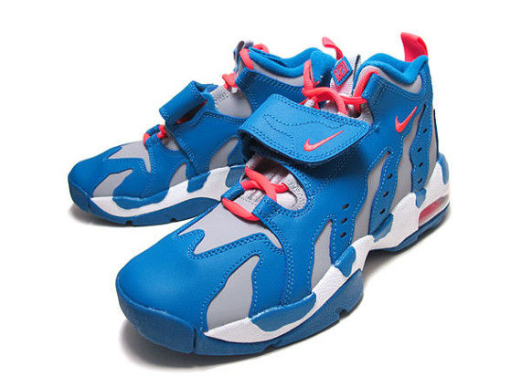 Vibrantly Jagged Sneakers