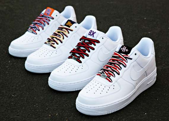 ancla Disgusto Actriz  Regional Big Apple Kicks : Nike Air Force 1 NYC Borough