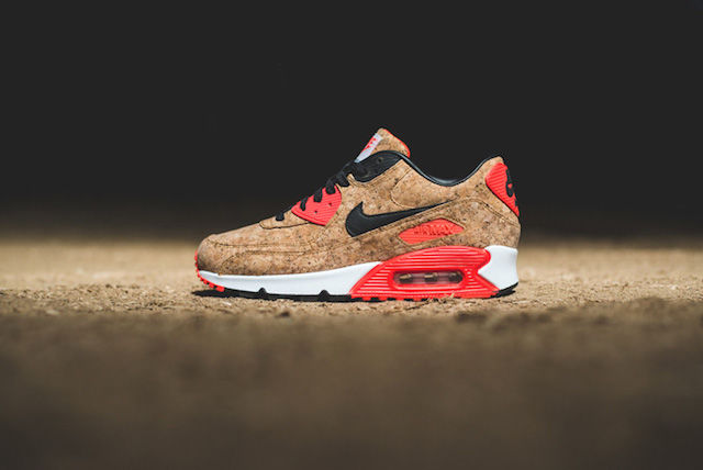 Commemorative Cork Sneakers