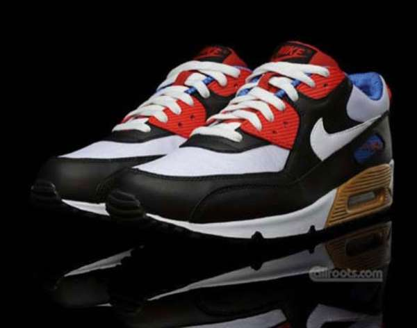 National Pride Nikes: Nike Air Max 90 Premium Team USA are