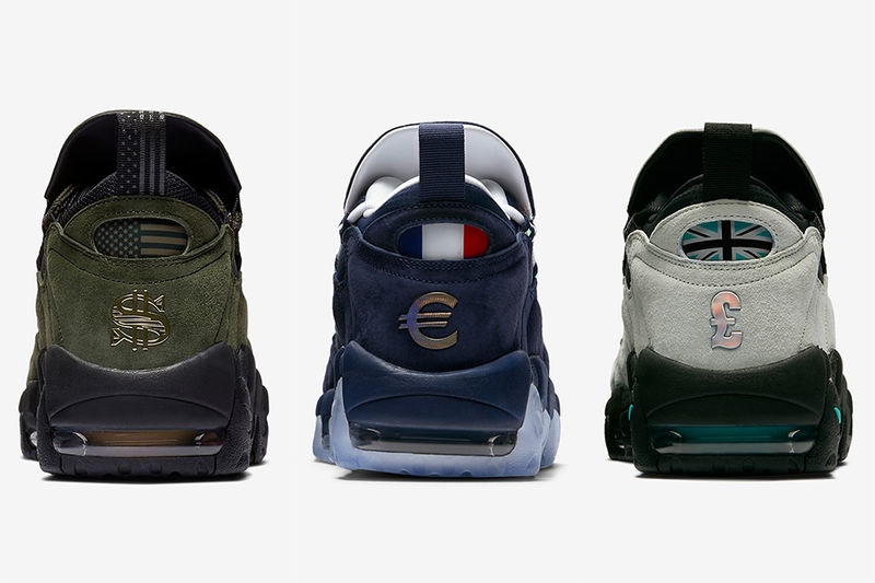 Currency-Inspired Sneaker Packs
