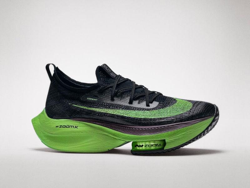 Performance-Enhancing Sneakers