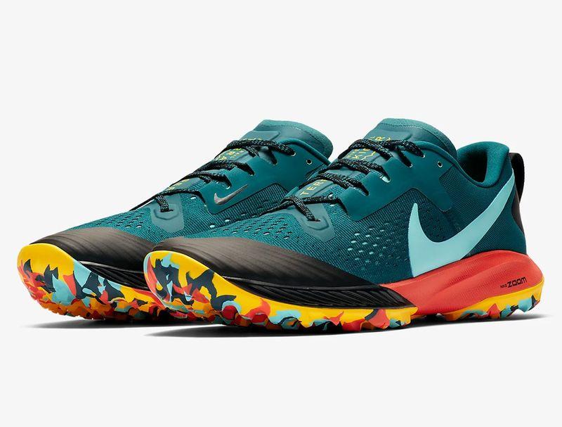 Varied Terrain Workout Sneakers