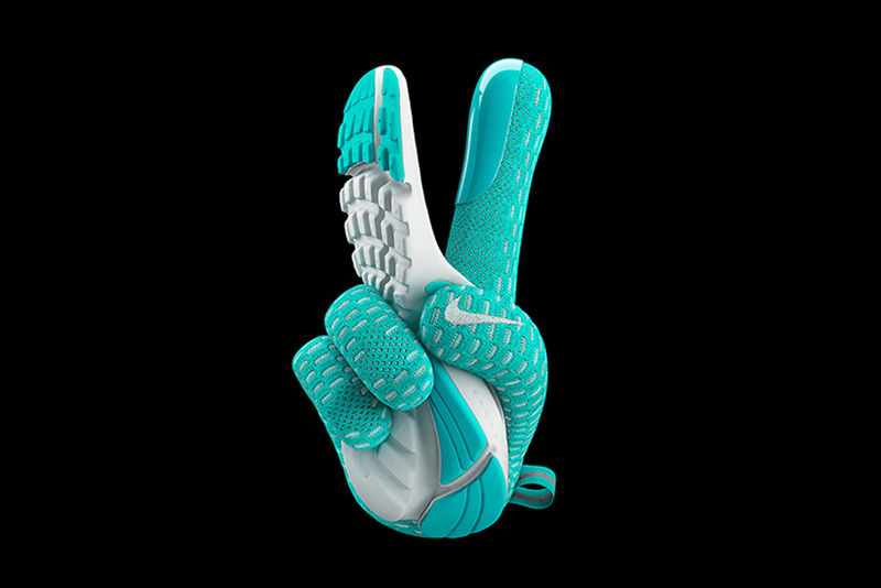 Twisted Sneaker Artwork