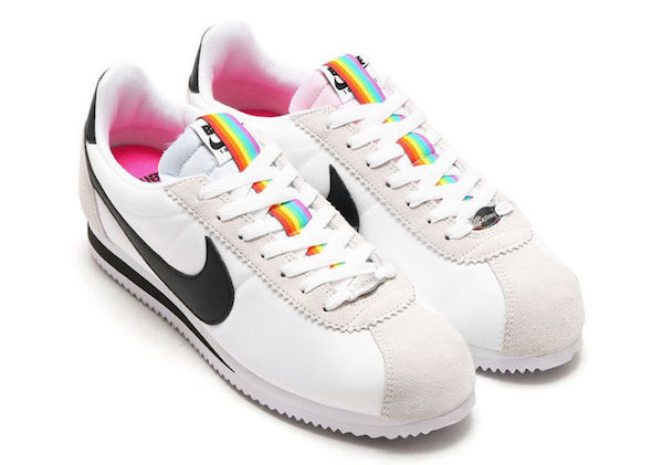 Retro Rainbow Sneakers