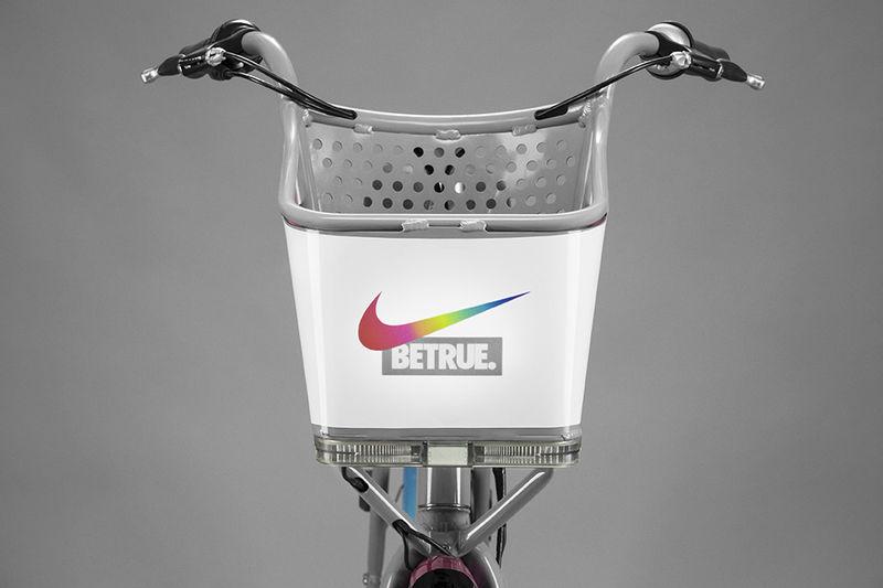 Pride-Celebrating Sports Brand Bikes