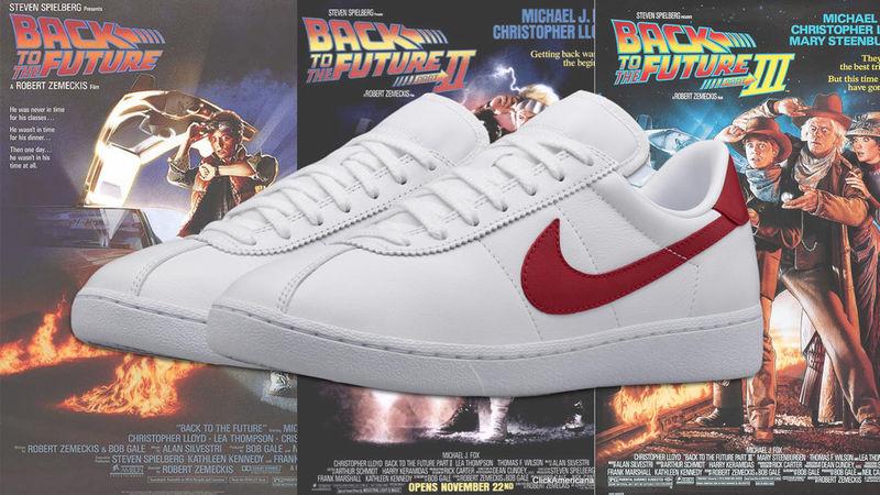 Retro Basketball Sneakers : Nike Bruin