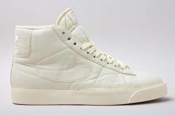Snow-White Sneakers