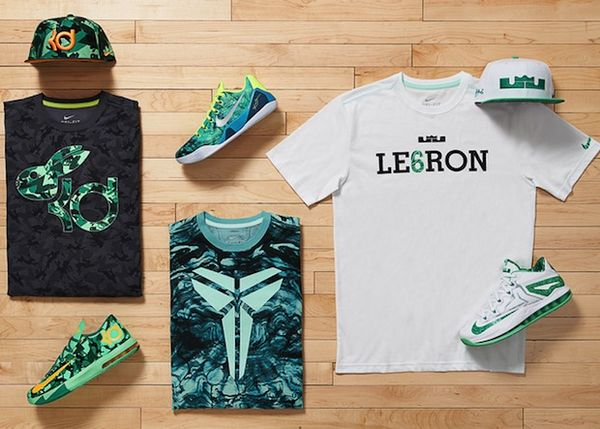 Easter-Inspired Basketball Collections