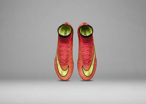 Trailblazing Soccer Shoes