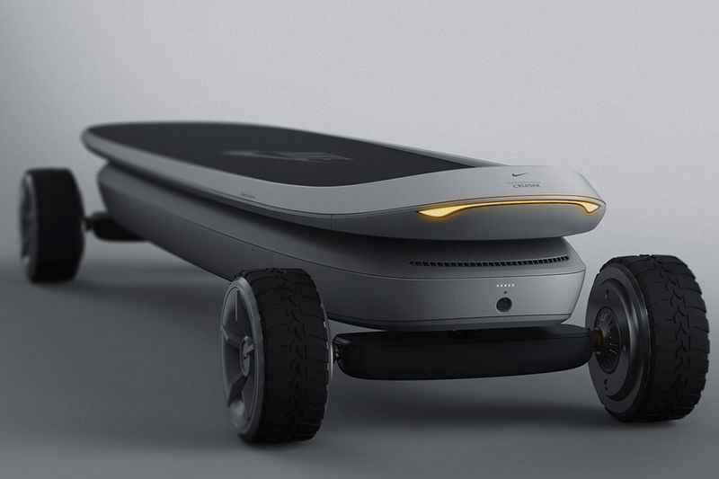 Backpack-Friendly Electric Skateboards