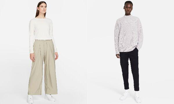 Casual Minimalist Sportswear