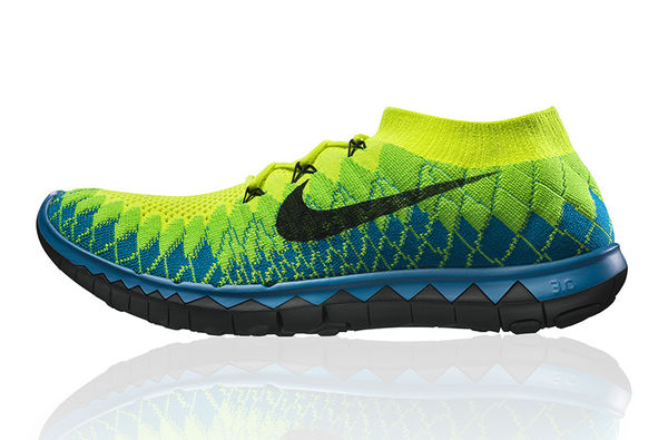 eccc0be81b5 High Performance Geometric Shoes   Nike Free 2014