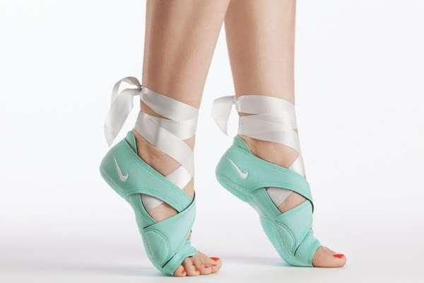 Ballerina-esque Sneakers