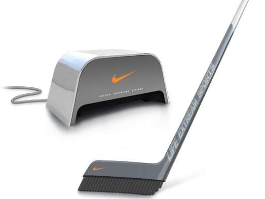 Nike Hockey Vacuum Set