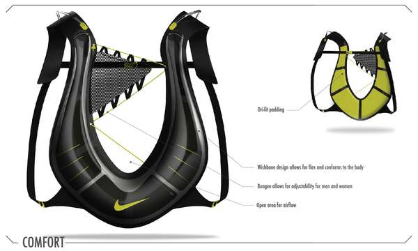 Reservoir Running Vests : Nike Hydration Pack
